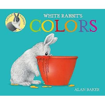 White Rabbit's Colors by Alan Baker - 9780753473627 Book