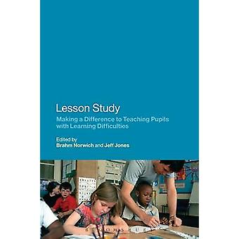 Lesson Study - Making a Difference to Teaching Pupils with Learning Di