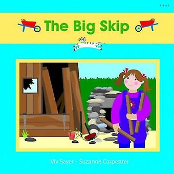 The Big Skip by Viv Sayer - Suzanne Carpenter - 9781843239529 Book