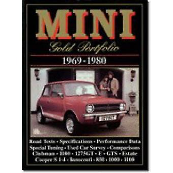 Mini Gold Portfolio - 1969-1980 by R. M. Clarke - 9781855203013 Book