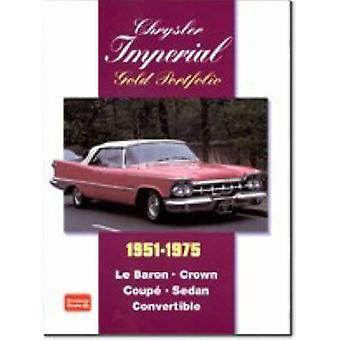 Chrysler Imperial Gold Portfolio by R. M. Clarke - 9781855206625 Book