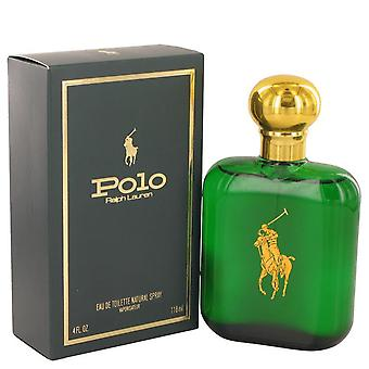 Polo Eau De Toilette / Cologne Spray By Ralph Lauren 120 ml