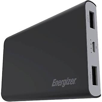 Energizer HIGH-TECH 8,000 mAh Portable Charger for Most USB-Enabled Devices - Black
