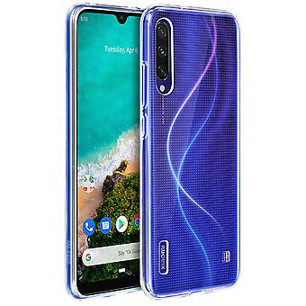 Case for Xiaomi Mi A3 Stainproof, thin and supple case - Frosty white