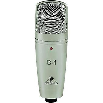 Studio microphone Behringer C-1 Transfer type:Corded incl. case