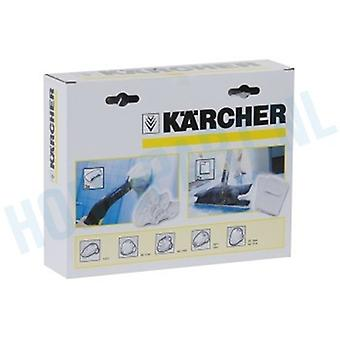 Kärcher Game cloths, terry (2 large + 3 small) 6960019