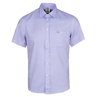 Franklin & Marshall Hollywood camicia blu originale