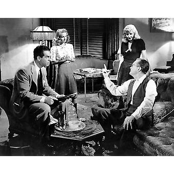 Double Indemnity Photo Print