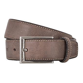 BRAX belts men's belts leather belt Brown 4692