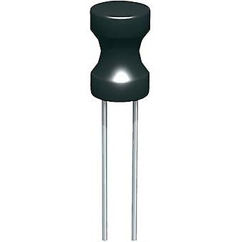 Inductor + heatshrink Radial lead Contact spacing 5 mm 22000 µH 58 Ω 0.06 A Fastron 09P-223J-50 1 pc(s)