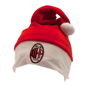 AC Milan supersoft blødt Santa Hat