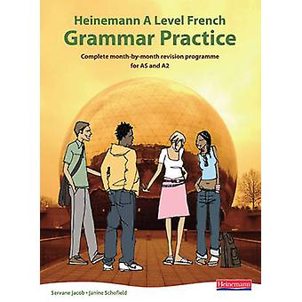 Heinemann A Level French Grammar Practice