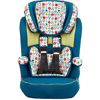 Obaby Group 1/2/3 Highback Booster Seat Disney Monsters Inc.