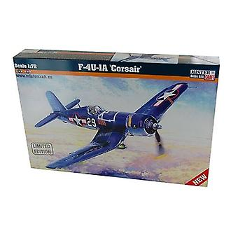 Mister håndværk Model Kit - F-4U 1A Corsair fly - 1: 72 skala - D-205 - ny