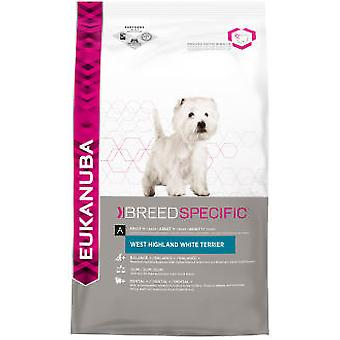 Eukanuba West Highland White Terrier Pollo