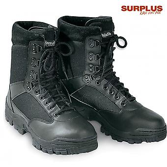 Surplus shoes 9 hole security