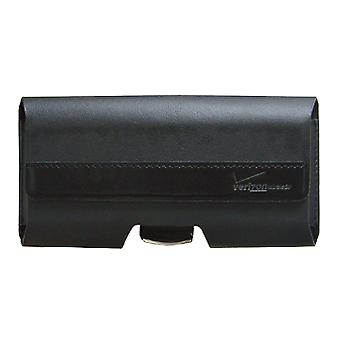 OEM Verizon Horizontal Pouch for Samsung Fascinate SCH-I500 (Black) (Bulk Packag