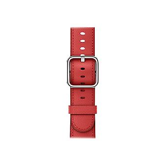 Apple 42 mm Classic Buckle-Klockrem-red-for the Watch (42 mm)