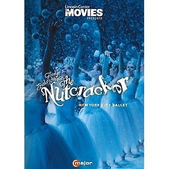 Importación de USA de Balanchine Nutcracker [DVD]