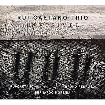 Rui Caetano - Invisivel [CD] USA import