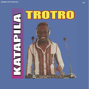 DJ Katapila - Trotro (2LP) [Vinyl] USA import