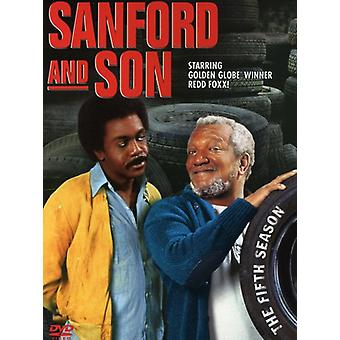 Sanford & fils: Saison 5 USA [DVD] import