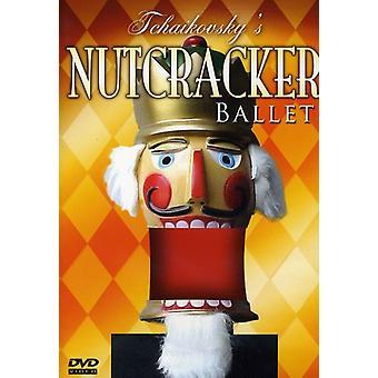 Tchaikovskys Nøddeknækkeren [DVD] USA importerer