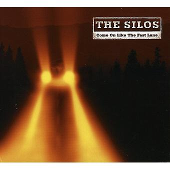 Silos - Come on Like the Fast Lane [CD] USA import