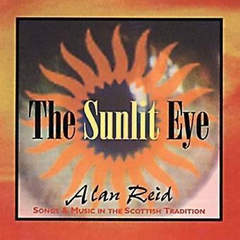 Alan Reid - solbeskinnede øje [CD] USA import