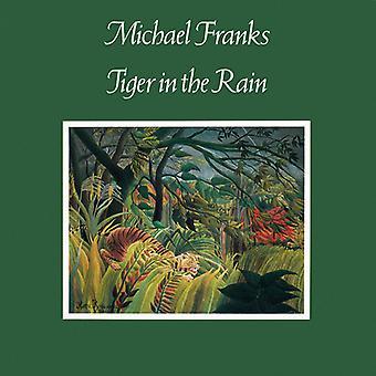 Michael Franks - Tiger i regn [CD] USA importen