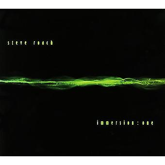 Steve Roach - fordybelse: Én [CD] USA import