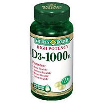 Tongil Vitamina D3-1000Ui 100Perlas Natures Bounty