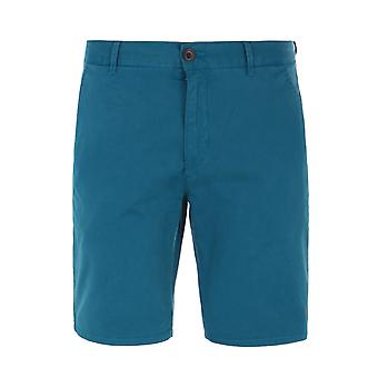 Farah Hawk Orion Chino bleu Shorts