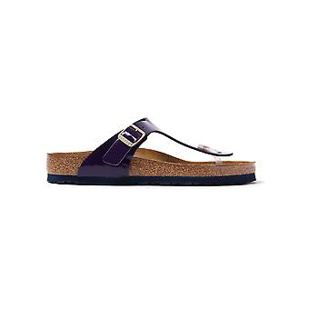 Birkenstock Women's Gizeh Regular Fit Sandals - Violett Patent