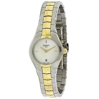 Tissot T-Round Ladies Watch T0960092211100