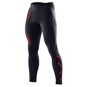 2XU hommes thermal collant running Short - MA1940b-0235