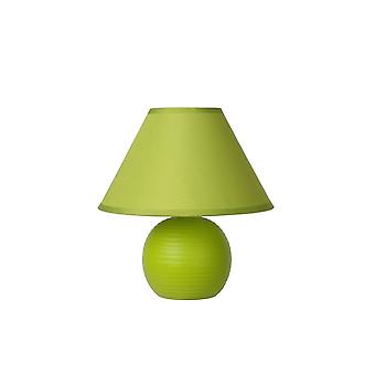 Lucide KADDY Apple Green Small Table Light