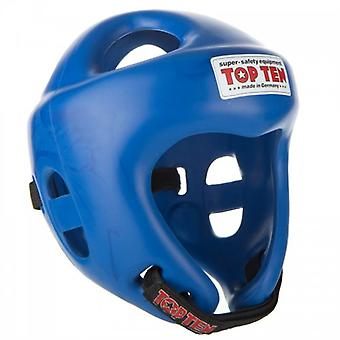 Top Ten Fight Head Guard Olympia - Blue