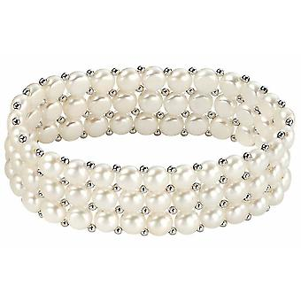 925 Silber Perle Armband