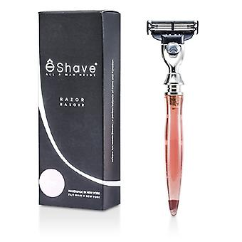 EShave 3 bladet barberkniv - Pink 1pc
