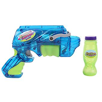 Gazillion 36259 Double Bubble Barrel Blaster Blue