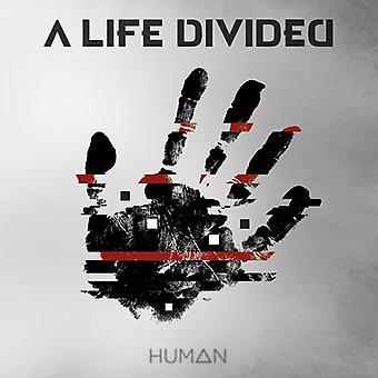 Life Divided - mänskliga [CD] USA import