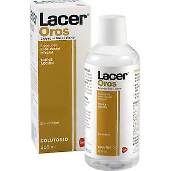 Lacer Lacer Oros Mouthwash 500 Ml (Hygiene and health , Dental hygiene , Mouthwashes)