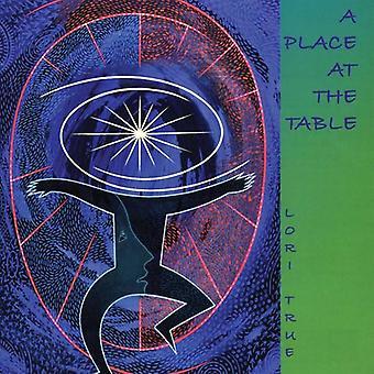Lori True - plads ved bordet [CD] USA importerer
