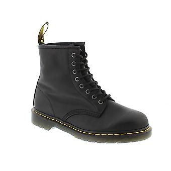 Dr Martens 1460 - Black Carpathian Leather Mens Boots