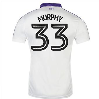 2016-17 Newcastle Third Shirt (Murphy 33)