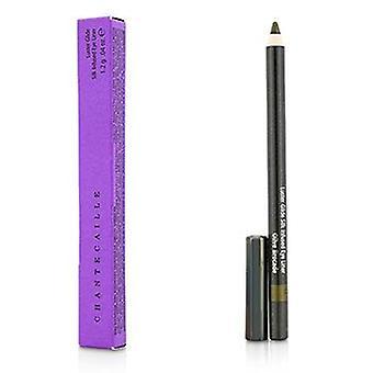 Chantecaille lyster Glide Silk infunderas eyeliner - oliv brokad - 1.2g/0.04oz