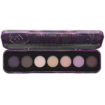 W7 Moody Mauves Purple Passion Eye Shadow Colour Palette