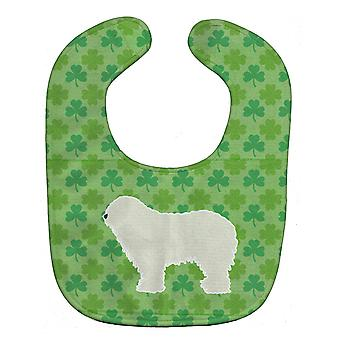 Carolines Treasures  BB6460BIB Komondor Shamrocks  Baby Bib