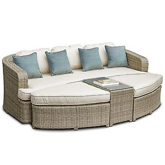 Maze Rattan Tuscany Toronto Daybed